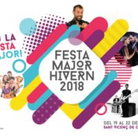 VIU LA FESTA MAJOR<br /><br /> FESTA MAJOR HIVERN 2018<br /><br /> AGENDA GENER FEBRER<br /><br /> Del 19 al 22de gener<br /><br /> Sant Vicenç de Castellet