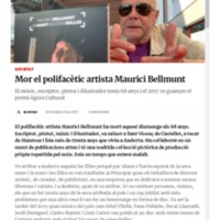 Mor el polifacètic artista Maurici Bellmunt.pdf