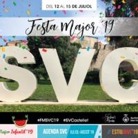 Programa d'actes Festa Major 2019
