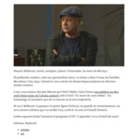20210201 andorradifusio.ad-Mor el músic pintor illustrador i escriptor Maurici Bellmunt.pdf